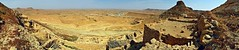 A view to remember. Tataouine from Guermassa (Bonsailara1) Tags: túnez tunisia guermassa panorámica panoramic desert desierto historical bonsailara1
