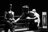 26826 - Hook (Diego Rosato) Tags: boxe boxelatina pugilato boxing ring palaboxe nikon d700 2470mm tamron bianconero blackwhite rawtherapee reunion hook gancio pugno punch