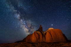 Horse Butte Milky Way (McKendrickPhotography.com) Tags: