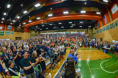 20180504-SLORegional-Opening-Crowd-JDS_2720 (Special Olympics Southern California) Tags: bocce cuestacollege letr openingceremony regionalgames sosc sanluisobispo schoolgames sheriffsdepartment southerncalifornia specialolympics springgames swimming trackandfield unifiedbasketball youngathletes
