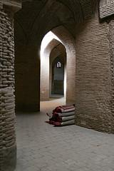 Jameh Mosque of Isfahan (Roelie Wilms) Tags: jamehmosque isfahan مسجدجامعاصفهان masjidejāmeh isfahān esfahan iran persia