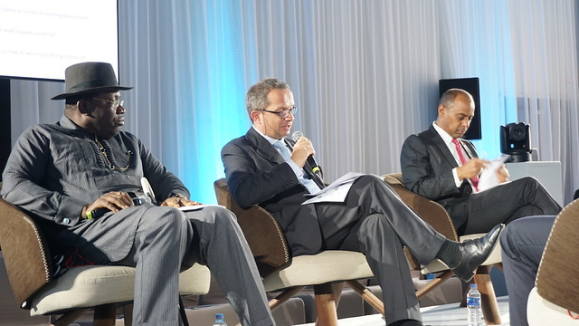 6th Edition of the African CEO forum in Abidjan, Ivory Coast 26th, March 2018