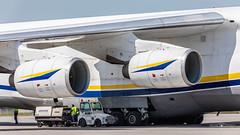 Antonov An-124-100M Rusłan (UR-82027) (Michał Banach) Tags: an124 an124100m antonov antonow canon eppo poland portlotniczypoznańławica poznań sigma150600f563dgoshsmsports ur82027 ukraine aircraft airplane airport aviation lotnictwo ławica