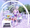 ***GIULIADESIGN***, Lush & Once Upon  Time @ The Secret Garden - May 2018 (Ombrebleue Winsmore) Tags: lush tattoo giuliadesign haruka skirt top sneakers onceupontime bed beach table