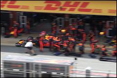 Pit Stop (David Gilson) Tags: spanishgp2018 motorsport f1 barcelona grandprix spanishgp pitstop nikon nikond610 sigma150600mms outdoors