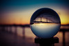 Crystal Ball-1 (Yoony Choi) Tags: crystalball desmoines sunset hdr sea pier