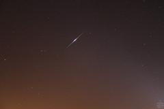 Flare of Iridium 12 / 2011-05-08 (astrofreak81) Tags: iridiumflare night sky flare