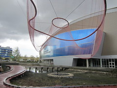 IMG_8461 Richmond Olympic Oval (vancouverbyte) Tags: vancouver vancouverbc vancouvercity richmondolympicoval richmond