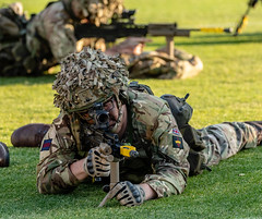 Honourable Artillery Company Army open everning 2018 (Ian Davidson photographer Protected by PIXSY www.p) Tags: army cityoflondon firearms hac honourablartillerycompany ta territorialreserve armyexercise armyrecruitment