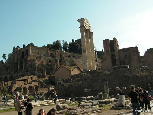Римський форум, Рим, Італія InterNetri Italy 499