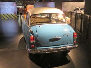20170517 Italie Turin -  Musée de l'Automobile - Divers - LLOYD Alexander TS-(1958 )-002