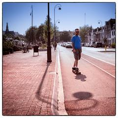 skater (Kruijssen) Tags: skater fujifilm x100f haarlem spaarne streetphoto
