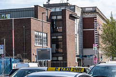 BOLTON STREET AT RUSH HOUR [TESTING SONY 70-200mm LENS IN FULL-FRAME AND CROP MODES]-140133 (infomatique) Tags: dublin ireland streetsofdublin sony a7riii 70200gmlens testing williammurphy infomatique streetsofireland telephoto may 2018 boltonstreet