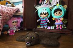 Little Monsters (55randomclicks) Tags: muichan monsters