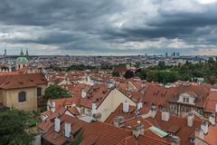 Prague Rooftops (paul.humphrey82) Tags: prague praha czech czechrepublic city view europe beautoiful httpswwwflickrcomphotostags22beautoiful