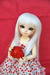 [May of Dolls 21/31] - Fruit ♥ (SunShineRu) Tags: ltf littlefee lishe may dolls fruit bjd ball jointed cute kawaii fairyland doll