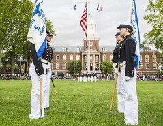 180521-G-XO367-109 (US Coast Guard Academy) Tags: corpsofcadets uscoastguardacademy newlondon connecticut cadets officers academy barger pettyofficernicolefoguth rearadmjamesrendon usa