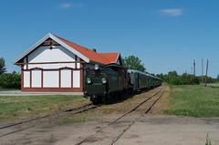 Pociąg Retro - Sochaczew (WMLR) Tags: hd pentaxda 2040mm f284 limited pentax k5iis