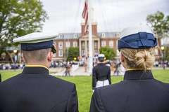 180521-G-XO367-103 (US Coast Guard Academy) Tags: corpsofcadets uscoastguardacademy newlondon connecticut cadets officers academy barger pettyofficernicolefoguth rearadmjamesrendon usa
