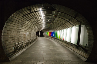 Tunnel @ Nationaltheatre 🚃 station