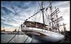 Mar, cabos y velas (agalayo) Tags: velero cabos vela puerto marina palos