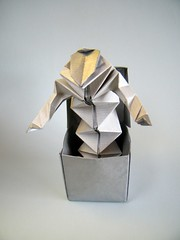 Jack in a Box - Max Hulme (Rui.Roda) Tags: origami papiroflexia papierfalten jack box max hulme