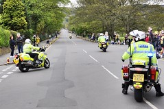 Ilkley [2018] (Nick D-J) Tags: police tdy cycling yorkshire ilkley