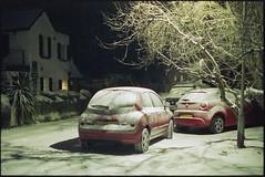 Buntingfordburyshire (steve-jack) Tags: nikon f5 50mm cinestill 800t film 135 buntingford hertfordshire tetenal c41 kit epson v500 winter snow