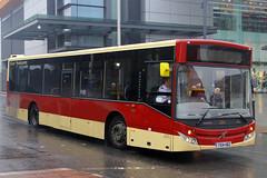 YX14 HDZ, St Stephens, Hull, November 27th 2014 (Southsea_Matt) Tags: yx14hdz 385 mcv evolution volvo b7rle eyms eastyorkshiremotorservices unitedkingdom yorkshire hull england ststephens november 2014 autumn canon 60d sigma 1850mm bus omnibus transport