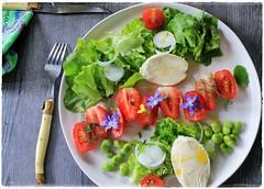 Entrée colorée (eva Landes) Tags: fruits légumes food vegetables vegan yummy