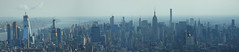 Panorama of Midtown from One World Observatory, One World Trade Center, New York City (iainh124a) Tags: iainh124a nyc ny bigapple manhattan sony sonycybershot dschx90 dschs90v cybershot dx90 dx90v
