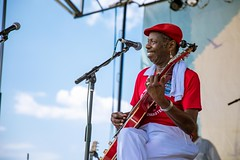 Bayou Boogaloo 2018 - Walter Wolfman Washington