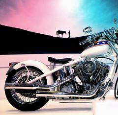 Cheval vapeur (JDAMI) Tags: moto cheval ciel stand tamron salondelaphoto paris 75 iledefrance nikon d600 2470