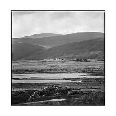 peaceful • mull, scotland • 2017 (lem's) Tags: peaceful lonely house maison isolée tranquille seul alone mull isle island ile scotland alba ecosse zenza bronica