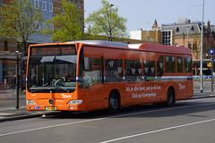 Mercedes-Benz Citaro Qbuzz 3286 in Koningsdag outfit met kenteken BX-GL-61 bij het Bus station van Groningen 22-04-2018 (marcelwijers) Tags: mercedesbenz citaro qbuzz 3286 koningsdag outfit met kenteken bxgl61 bij het bus station van groningen 22042018 mercedes benz lijnbus streekbus linienbus coach autocar busse buses nederland niederlande netherlands holland pays bas