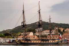 L'Hermione, la frégate de la liberté.  #hermione #boat #sea #portvendres #pyreneesorientales #catalan #mediterranean #tourism #gx80 #lightroom (Lexlutin66) Tags: hermione boat sea portvendres pyreneesorientales catalan mediterranean tourism gx80 lightroom