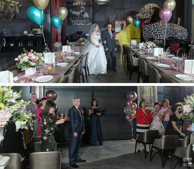 高雄婚攝 典藏駁二餐廳 ARTCO (46)