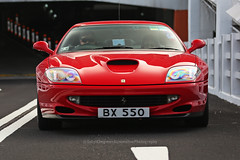 Ferrari, 550 Maranello, Tsim Sha Tsui, Hong Kong (Daryl Chapman Photography) Tags: bx550 ferrari italian 550 tst tsimshatsui smd sundaymorningdrive maranello canon 5d mkiii 70200l auto autos car cars cautomobile automobiles automobilephotography carspotting carphotography