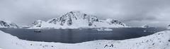 Canal Errera desde Isla Danco (robertopastor) Tags: antarctica antarctique antarktika antartic antártida fuji robertopastor xt1 xf1655mm aq canal errera isla danco