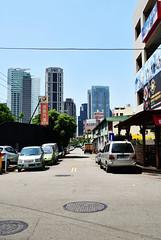 台中西屯區 (briandodotseng59) Tags: asia taiwan city street road corner coth5 color nikon nikkor car sky history new old blue sun light flickr green tree