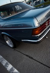 230C (mateusz.jedrak1) Tags: mercedes 230c wroclaw event old