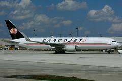 C-FCCJ (CargoJet) (Steelhead 2010) Tags: cargojet boeing b767 b767300er b767300f yhm cargo creg cfccj