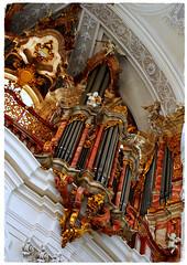 Basilika St. Martin (Weingarten) (HORB-52) Tags: berndsontheimer badenwürttemberg basilikastmartinweingarten kirche eglise basilique curch orgel organo orgue organ