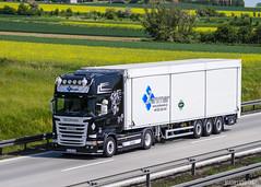 Scania R Streamline Topline / Janmar (PL) (Maciej Korsan) Tags: scania r streamline topline camion lorry truck tir lkw ciezarowka