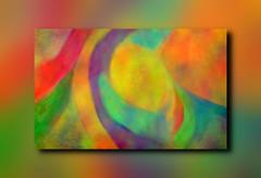 Despertar (isa.ju69) Tags: pintura digital simultaneísmo abstracto movimiento colores yuxtaposición ritmo espacio formas