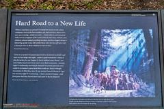 Wilderness Road Trail (mikerhicks) Tags: cumberlandgap cumberlandgapnationalhistoricalpark ewing hdr hiking nationalpark nature sonya6500 unitedstates virginia wildernessroadtrail history outdoors camera:make=sony exif:lens=epz18105mmf4goss geo:country=unitedstates exif:make=sony camera:model=ilce6500 geo:city=ewing exif:focallength=18mm exif:isospeed=800 geo:lat=36602576666667 exif:aperture=ƒ95 geo:location=cumberlandgap geo:lon=83670605 geo:state=virginia exif:model=ilce6500
