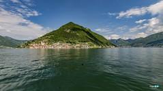 Monte Isola ... lago d'Iseo (capellini.chiara) Tags: panorama landscape lake lagoiseo monteisola