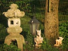 Gargoyles in the Garden (squiggy68) Tags: gargoyle