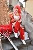 Luce/Hikaru (V-Fox Alberti) Tags: magicknightrayearth hikarushido manga beautiful bellezza cosplayer cosplayphoto cosplay anime animecosplay woman magic knight outdoor nikon photoshooting italia