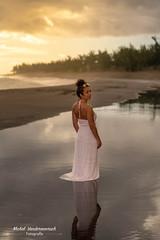 _DSC2973 (michel_vdm) Tags: lareunion reflection sea sky model wife photography portraitphotography portraits holiday sonya7riii sony85mm14gm sonya7rm3 photoshoot